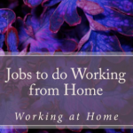 What jobs to do working from home