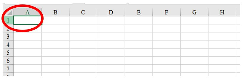 How do I copy a Formula in Excel