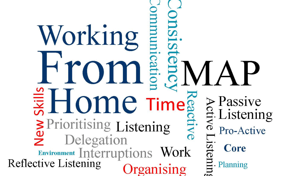 Virtual Working – Working from home the highs and lows of working in isolation